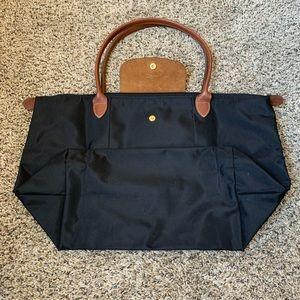 Large black Longchamp *SELLING AS IS*
